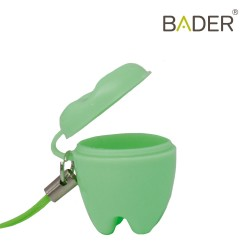 MOLAR SHAPED PEDANT BADER
