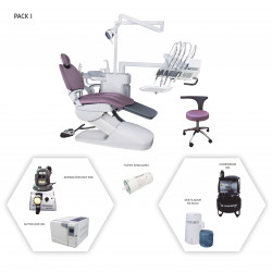 SILLÓN DENTAL FLEX UP PACK 1